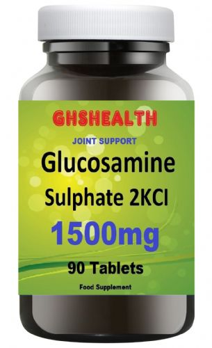 Glucosamine Sulphate 1500mg 90 tablets (Joint Care) Normal Rsp £12.99